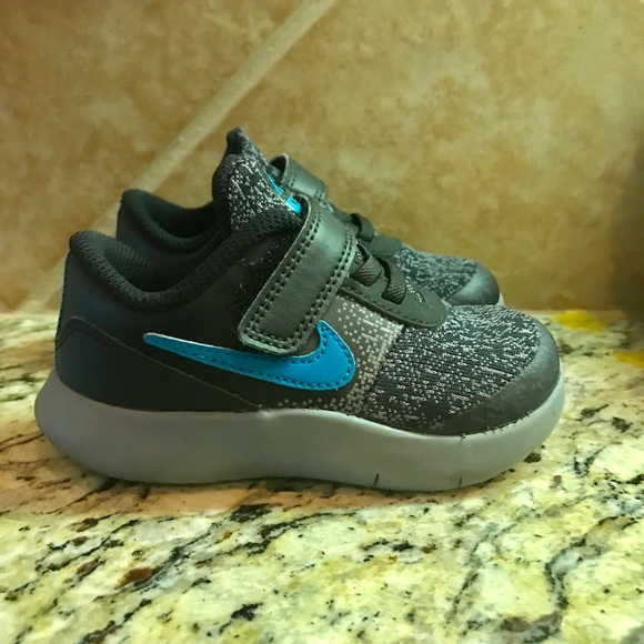b30b6b43aeb6 Nike Flex Contact Toddler Running Shoe. M 5b7ad1e32830958ea0906977